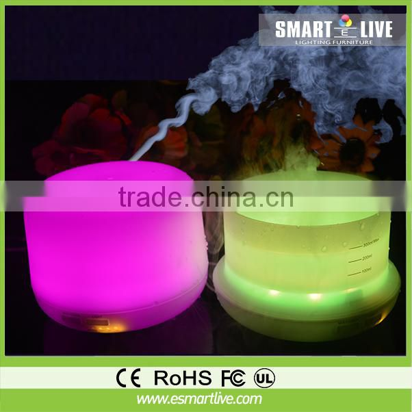 usb car aroma diffuser colorful led for car