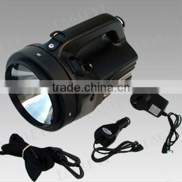 2014 newest 35W hid rechargeable waterproof portable searchlight JG-868C