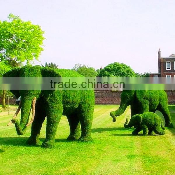 Artificial plant grass animal ornaments