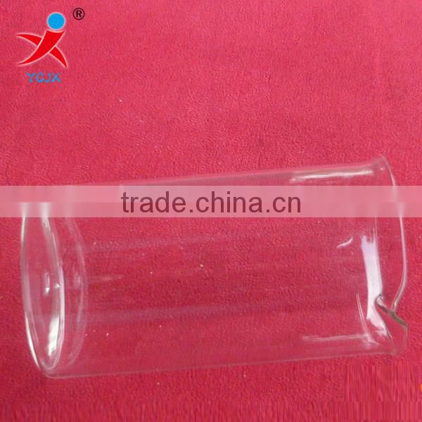 Manufacturer specials supply all kinds of glass lamp shade - glass candlestick chimney 50-150 - mm size is complete
