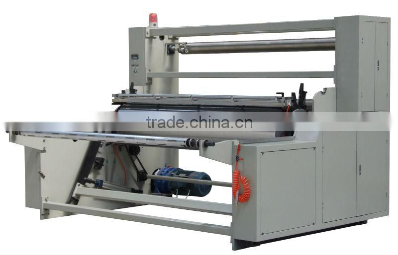 nonwoven winder machine from foreign technology made in china changzhou joadmachinery co.,ltd