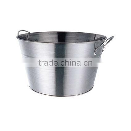Made in China Galvanized steel ice bucket