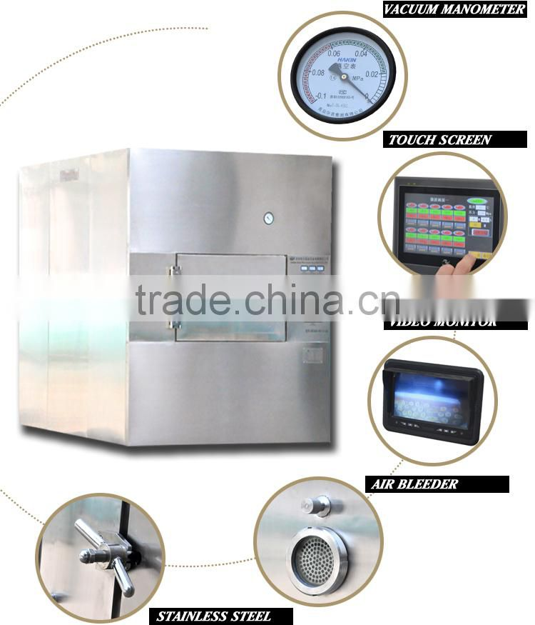 pumpkin seed vacuum drying machine microwave drying oven