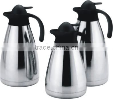 High Quality 1L 1.5L 2L Vacuum Water Coffee Pot(ZQ10S)