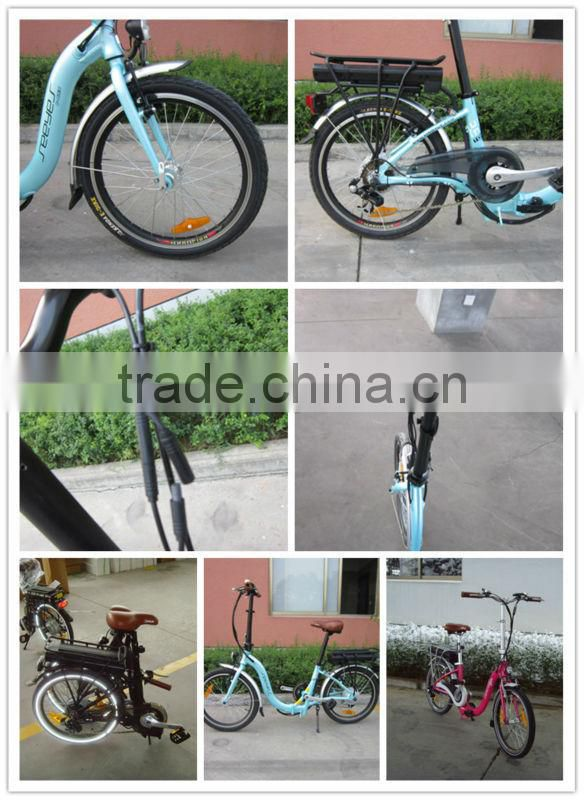 2013 exclusive new CE electric bicycle