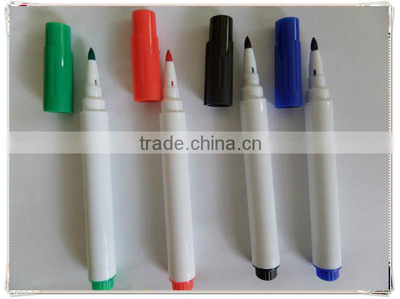 water erasable marker pen , whiteboard marker pen , multi color marker pen