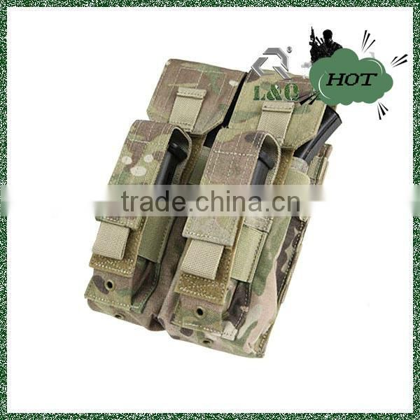 Spain Top 5 Double AK pouch,Military pouch,army pouch