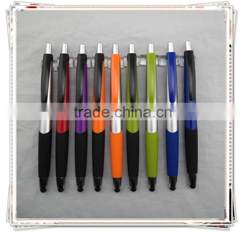 TP-67 Touch screen pen for ipad and smartphone ,Wholesale Ballpoint Pen Set For Office and School