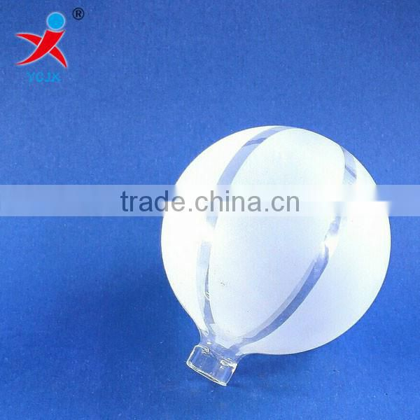 Long-term supply explosion-proof glass lamp shade White blown glass ball bubble lamp shade Frosted glass lamps wholesale