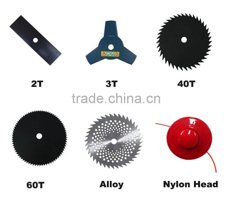 BRUSH CUTTER PARTS spare blade for grass trimmer