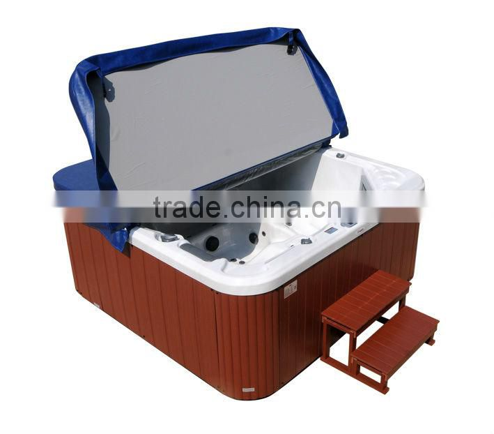 Model A513 Factory price 5-6 person portable jet spa for sale