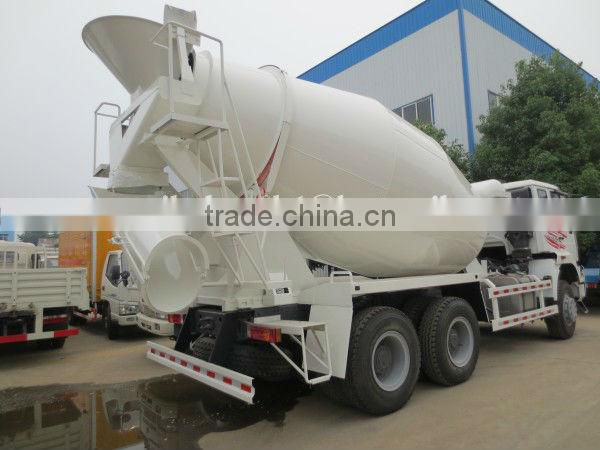336HP SINOTRUK 6*4 Bulk Cement Transport Truck 10m3