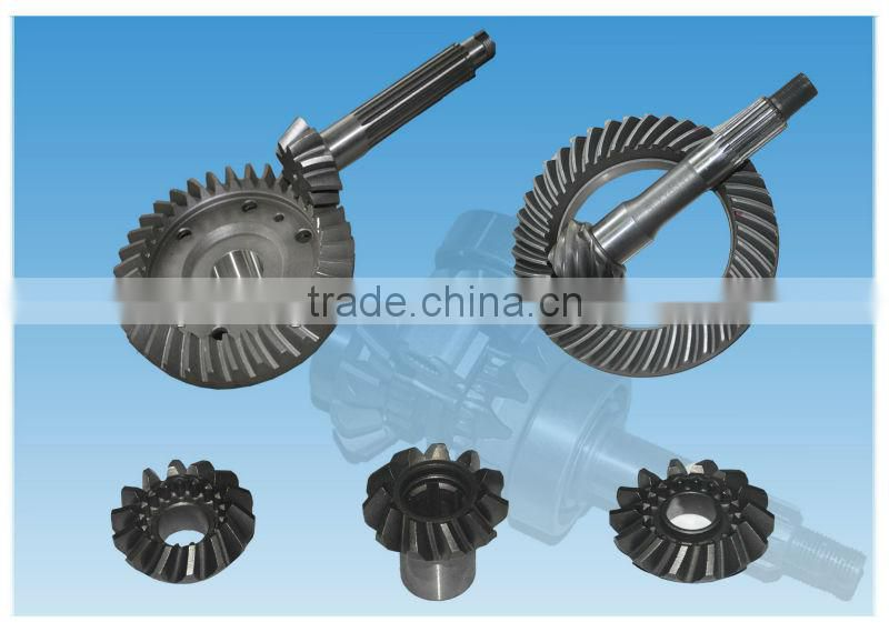 china stainless steel pinion gear for three wheel motorcycle