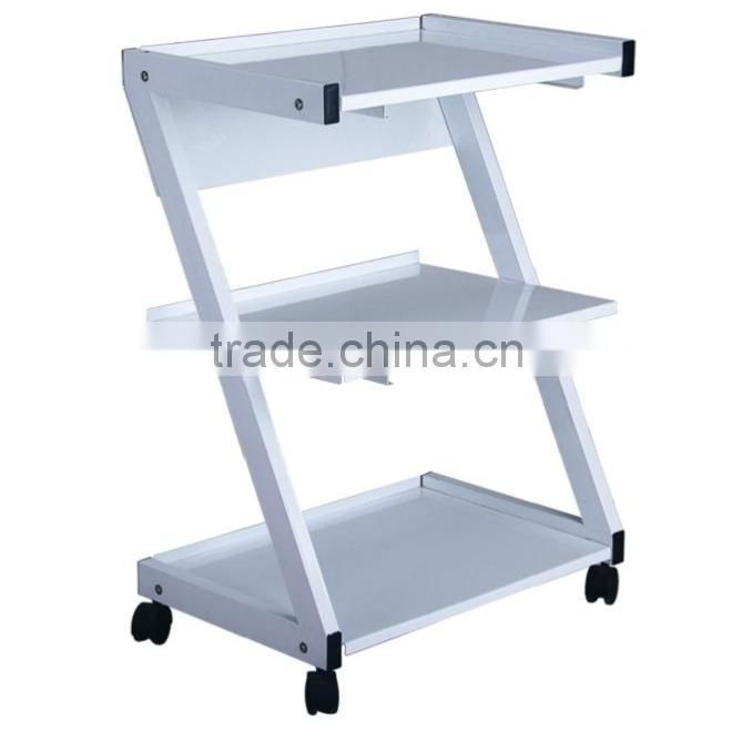 Beauty trolley hair salon furniture used nail salon furniture F-953