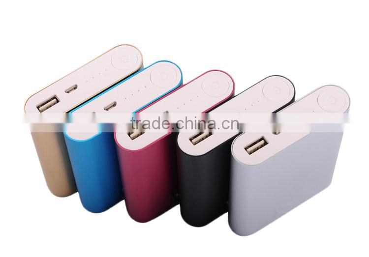 2015 hot and new christmas gift power bank 11200mah