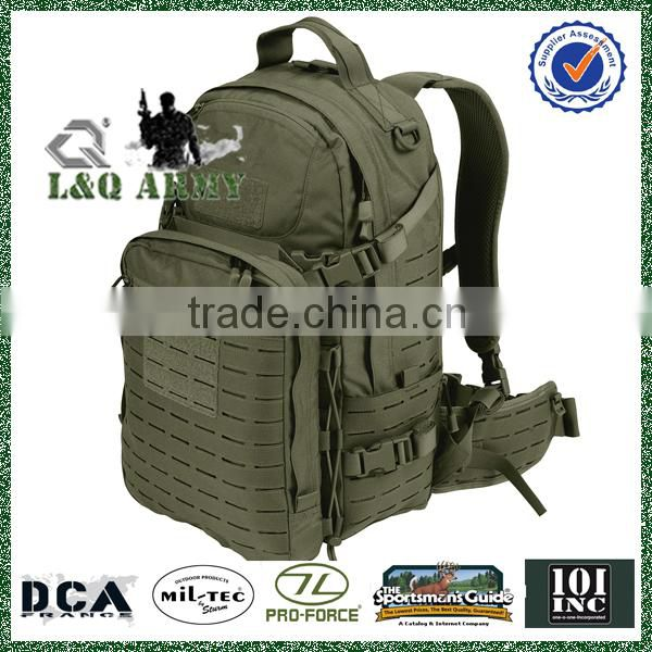 New Product New Laser Cut Camo Tactical Backpack