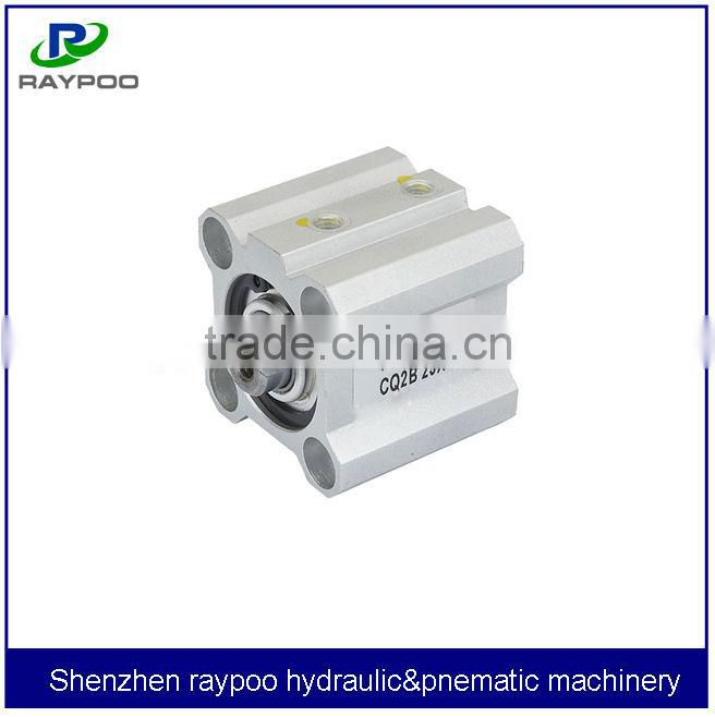 SMC CQ2 Series compact telescopic pneumatic cylinder