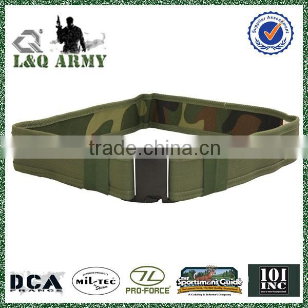 Adjustable Army Rigger Belt Webbing Combat Tactical Belt