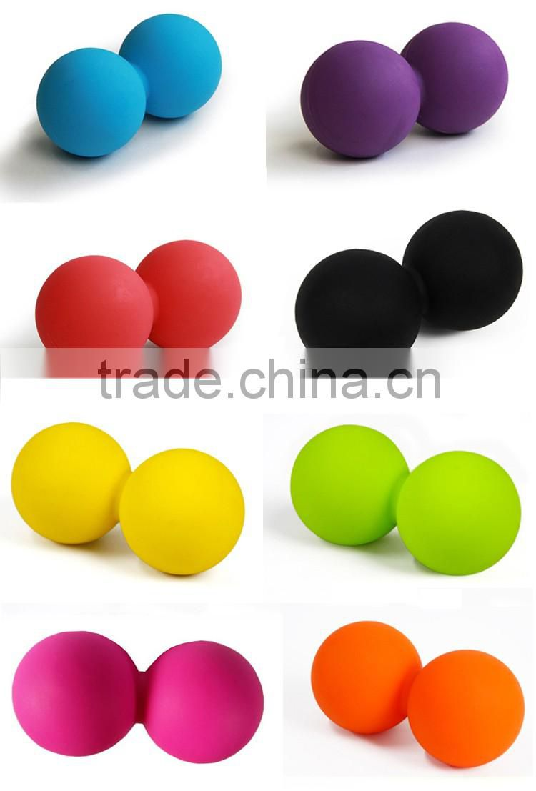 Eco Friendly Gym And Yoga Massage Ball With Custom Color And Size