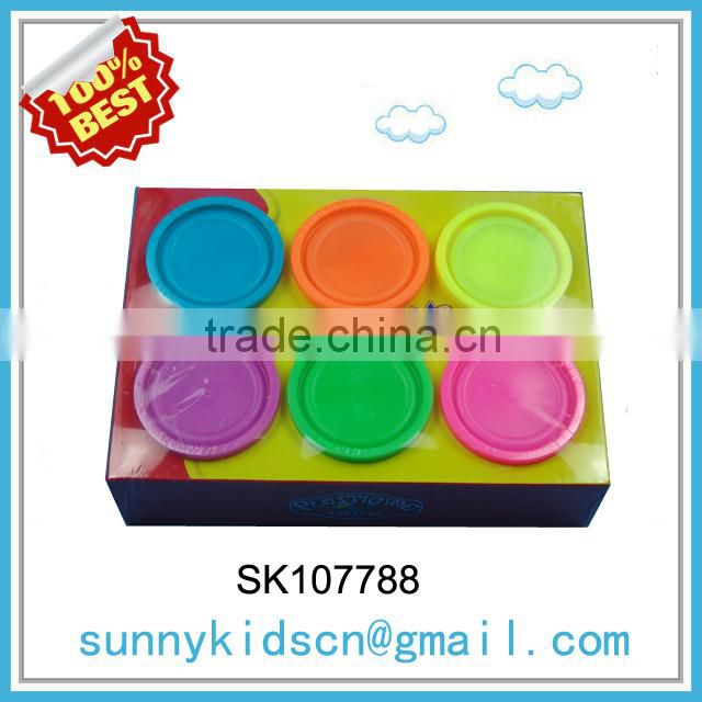 Modeling clay mould toy dough toys color clay