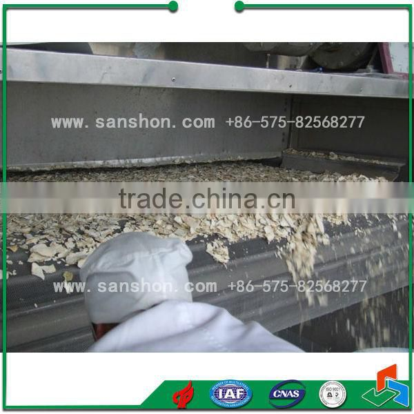 Sanshon SBJ Belt Type Food Dehydrator Machine Drying Machine