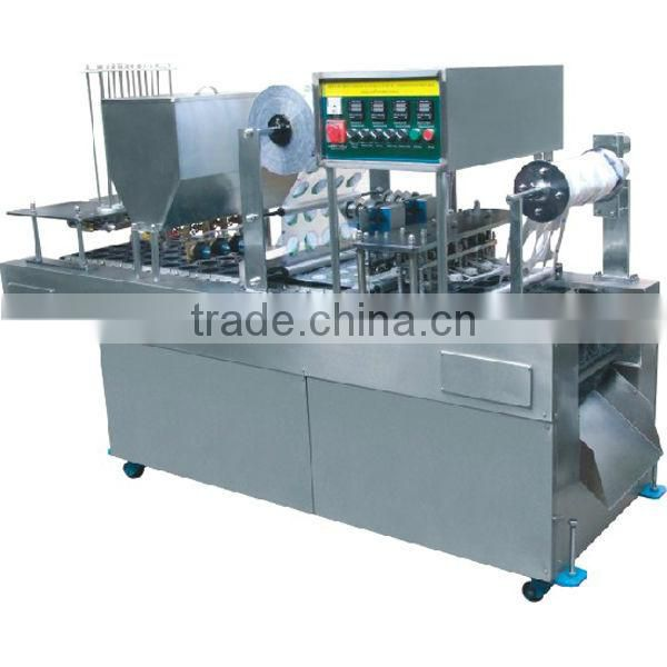 Beverage Packaging Machine Filling and Sealing Machine