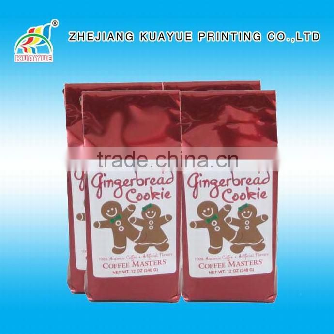 Customized Hot Sale Tin Tie Coffee Bag Wholesale - ISO/EU/FDA Approved!