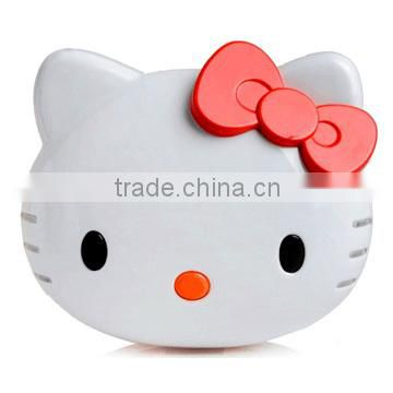 Best Gift Hello Kitty Mobile Power Bank 5200mah From Factory