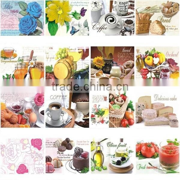 wholesale large christmas plastic square food/fruit tray