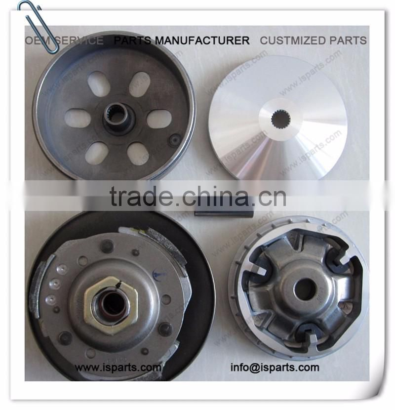 ATV motorcycle and Moped parts CVT Clutch SH 150cc With Clutch Roller