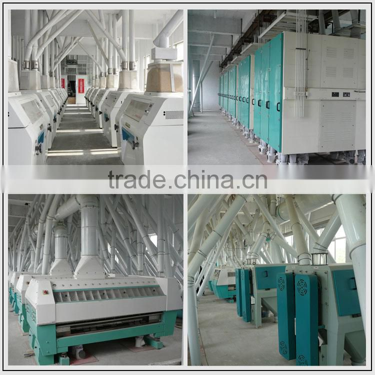 European Standard maize milling machine for sale
