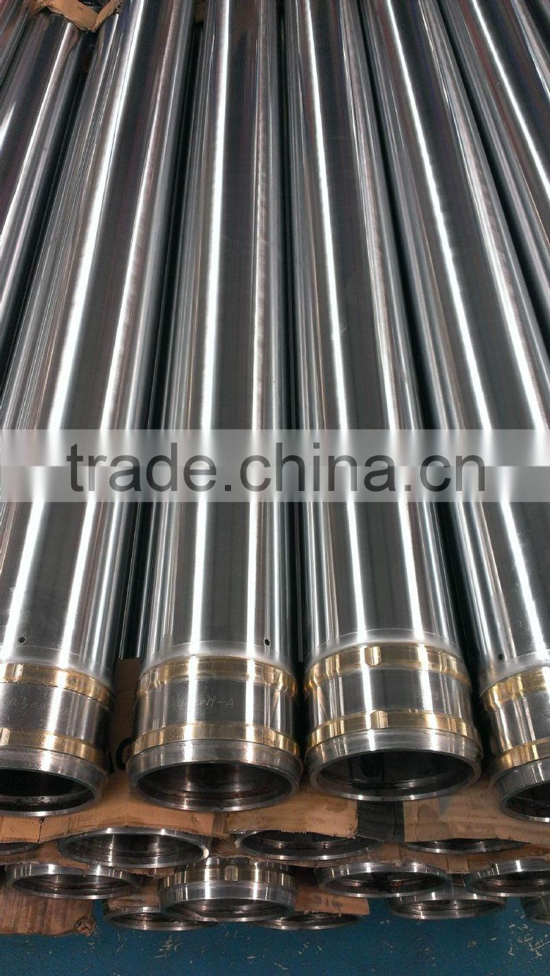 steel long stroke telescopic hydraulic cylinder for sale