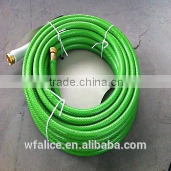Green Soft High Pressure Water flexible Garden Pipe