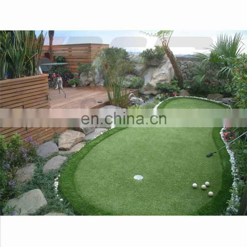 Customized Size Mini Golf Course Putting Green For Indoor/Outdoor Entertainment
