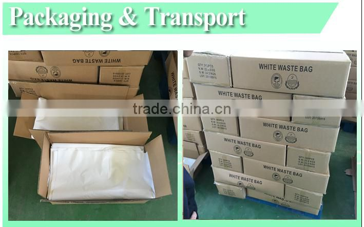2015 Hot Sell Biodegradable Bag Of The Garbage And Warste