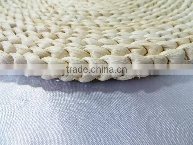 Handmade table mats table placemats woven straw placemats