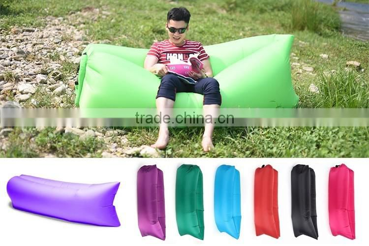 Hot Selling Inflatable Lounge Air Chair For Relex Reading Leisure Time