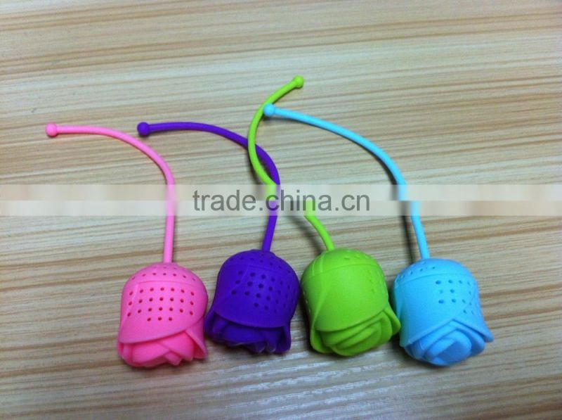 BPA Free Strainer - silicone Steeper for Loose Teas