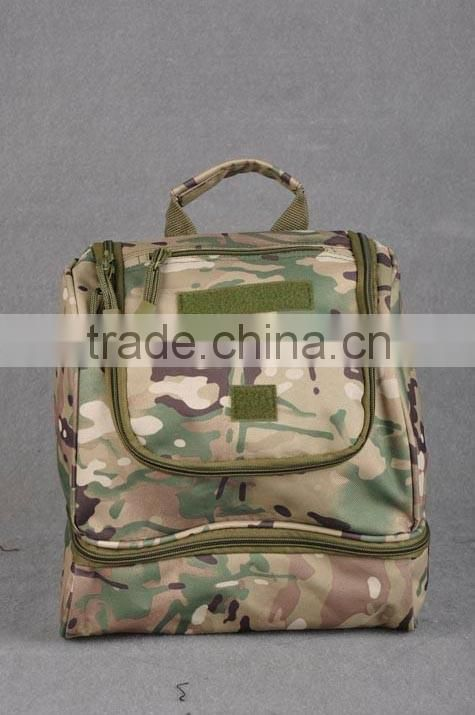 Multicam Travel Shave Kit Bag