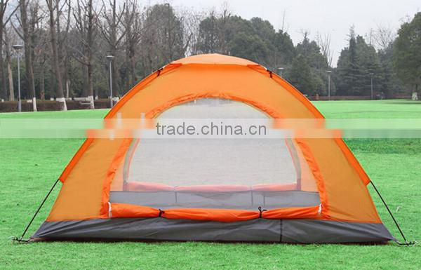 Anti UV Double Layer 2 Persons Large Waterproof Outddor Tents Camping
