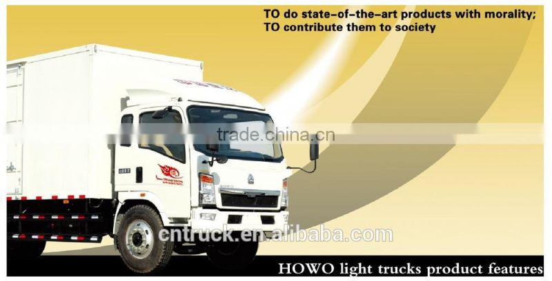 chinese useful light cargo truck