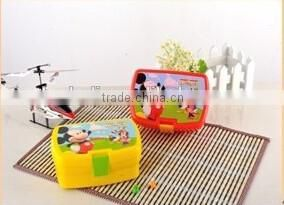 Hot selling plastic PP mignon Children lunch box