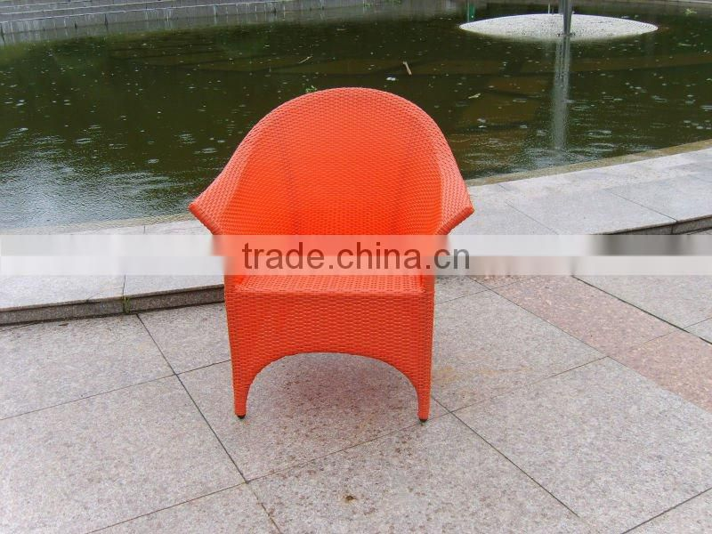 patio rattan chair