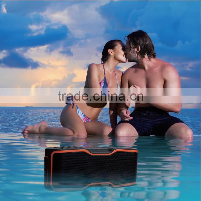 Bluetooth 3.0 speaker, shower bluetooth speaker, IPX7 waterproof speaker bluetooth