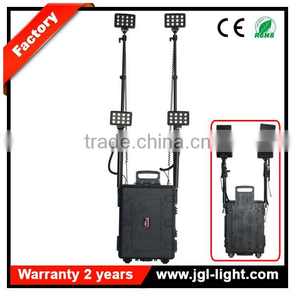 area light 144w rechargeable led work light