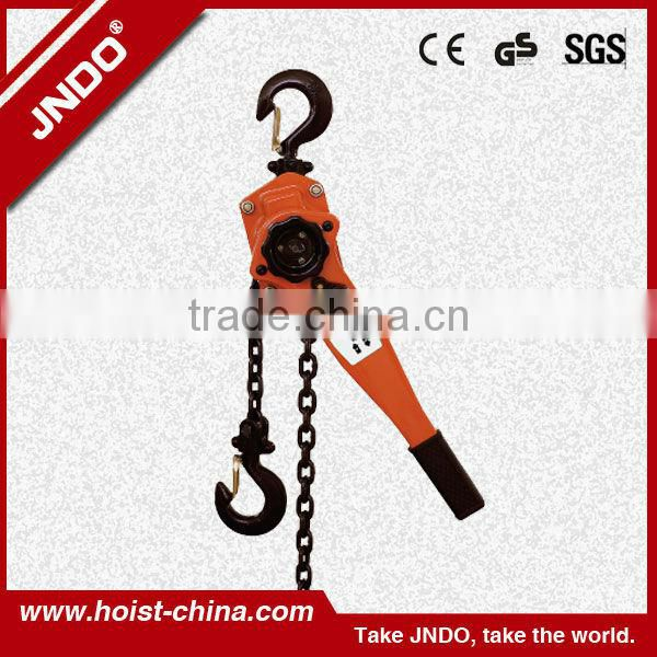 china supplier hand lifting tool lever hoist