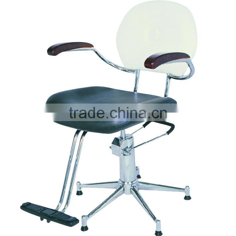 High quality Modern Hydraulic barber chair hair cutting chairs with pedal wholesale barber supplies F-2192