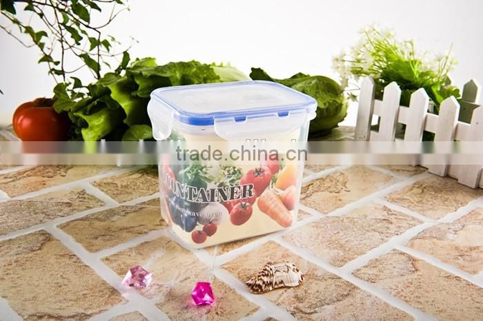 Manufacturer directly supply plastic food container
