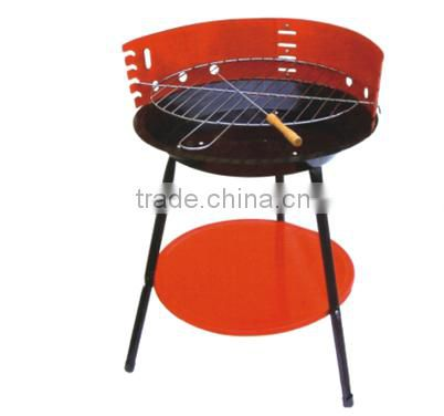 HZA-J01 Wholesale high quality custom design promotional charcoal bbq grill