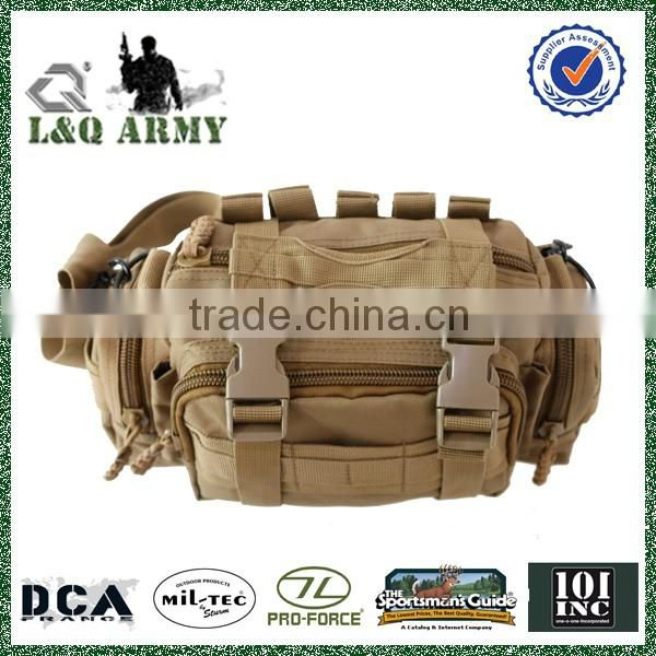 Military Style 3-Way Deployment Bag,Waist Bag
